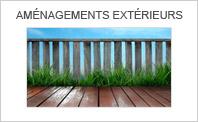 Acc�s aux vid�os : AMENAGEMENTS EXTERIEURS