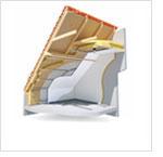isolation des combles am nageables. Black Bedroom Furniture Sets. Home Design Ideas